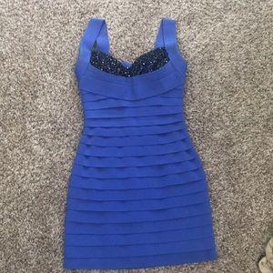 Sherri hill size 2 baggage dress